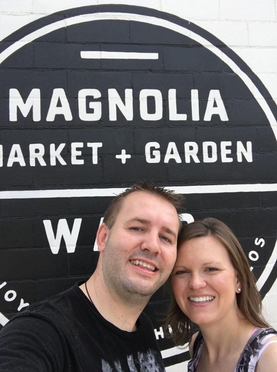 Magnolia Market and Garden from HGTV Fixer Upper